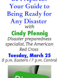 Webinar: Be Prepared! Your Guide to Being Ready for Any Disaster