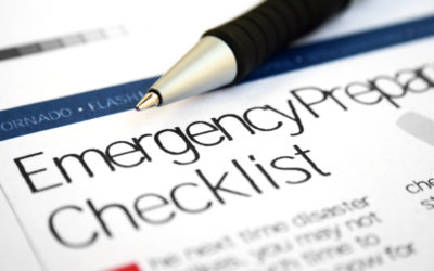 An Admin's Emergency Kit Checklist