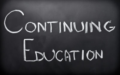 Personal Note from Julie: Continuing Your Admin Education