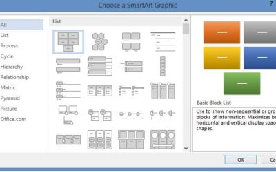 Webinar: Get Smart with Microsoft SmartArt