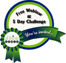 FREE procedures webinar and get registered for our five-day procedures challenge