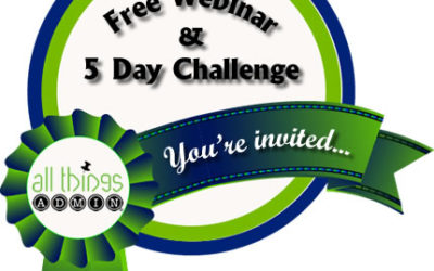 Free Webinar: Become a Procedures Pro! Power Up Your Office Procedures in 5 Simple Steps