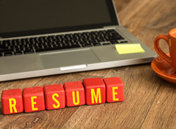 Personal Note from Julie: Is Your Resume Up to Date?