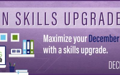 Take Advantage of the Admin Skills Upgrade Sale!