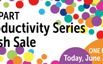 World Productivity Day Flash Sale! Save on Our Six-Part Productivity Webinar Series