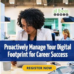 manage your digital footprint
