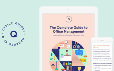 Your Guide to Efficiency at the Office [Sponsored]