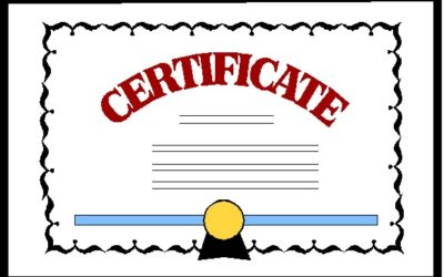4 Career Benefits of Professional Certifications
