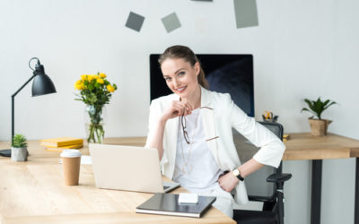 Note From Julie: Learn How to Clear the Clutter and Create Calm in Your Workspace