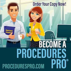 Procedures Pro book
