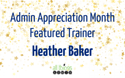 Featured Trainer: Heather Baker