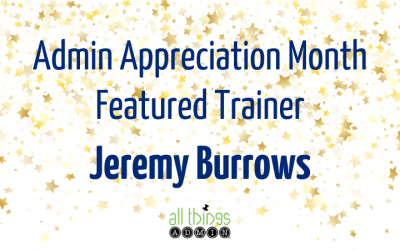 Featured Trainer: Jeremy Burrows