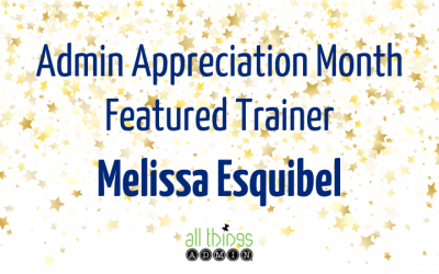 Featured Trainer: Melissa Esquibel