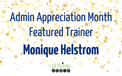 Featured Trainer: Monique Helstrom
