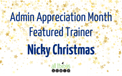 Featured Trainer: Nicky Christmas