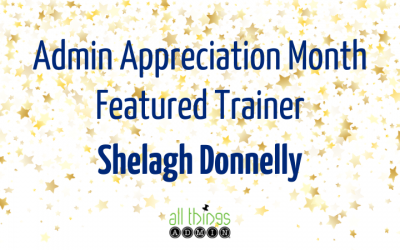 Featured Trainer: Shelagh Donnelly