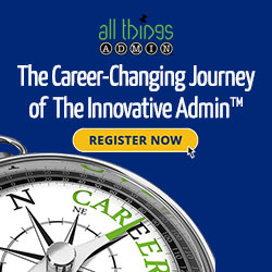 The Career-Career Changing Journey of The Innovative Admin Course