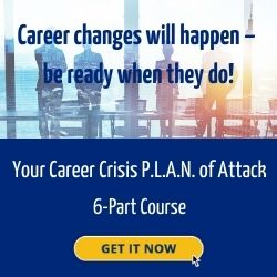 Career Crisis Plan
