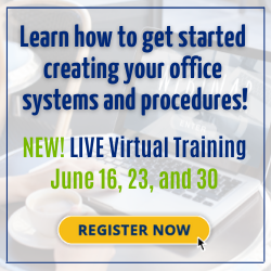 Systems and Procedures Training Series